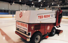 Ted Reeve