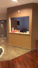 Bar area. Serve or even sell your own drinks to guest